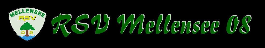 RSV Mellensee 08 - Vereinswebsite